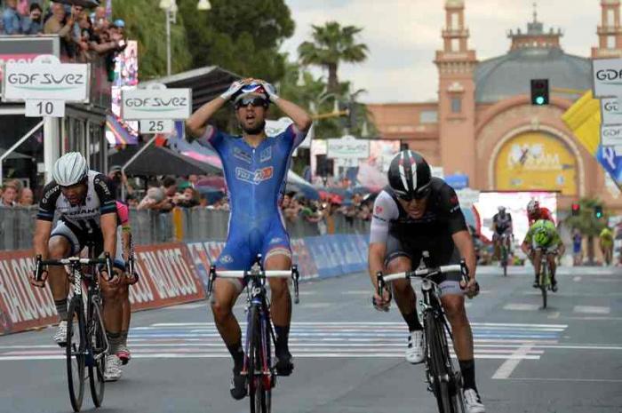 Участники Джиро д'Италия-2014 о 4-м этапе