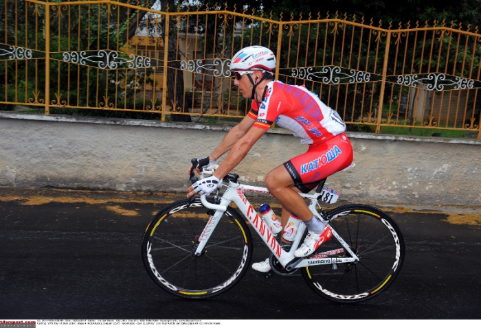 """Хоаким Родригес - 7-й на пятом этапе """"Джиро д'Италия"""""""