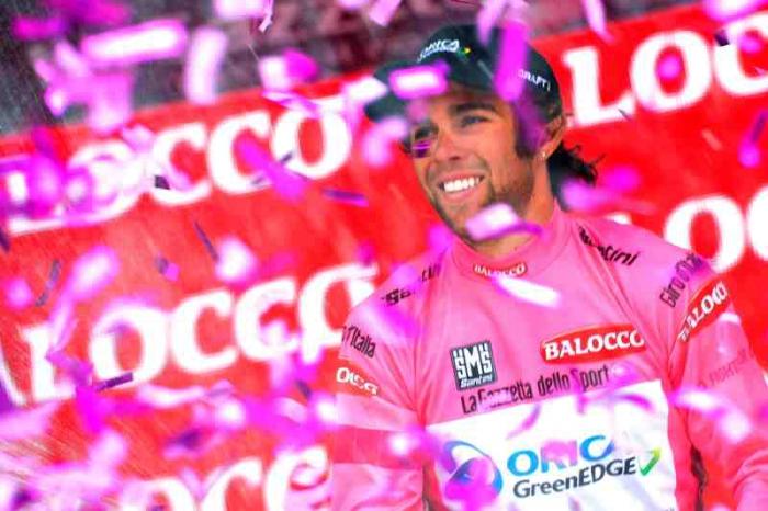 Дубль Насэра Буанни на Джиро д'Италия-2014