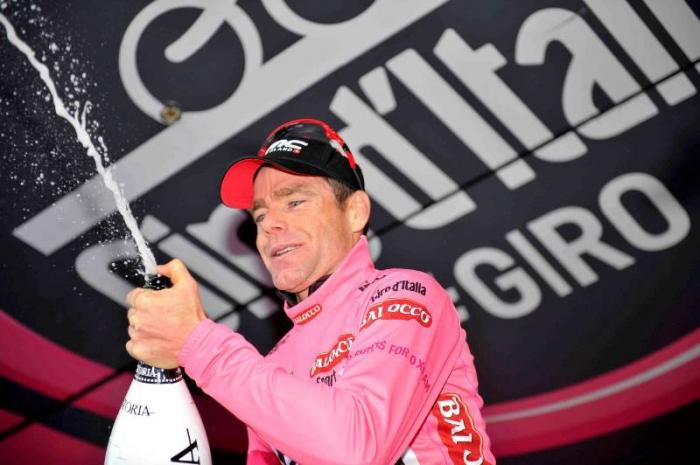 Кэдел Эванс – новый лидер на Джиро д'Италия-2014