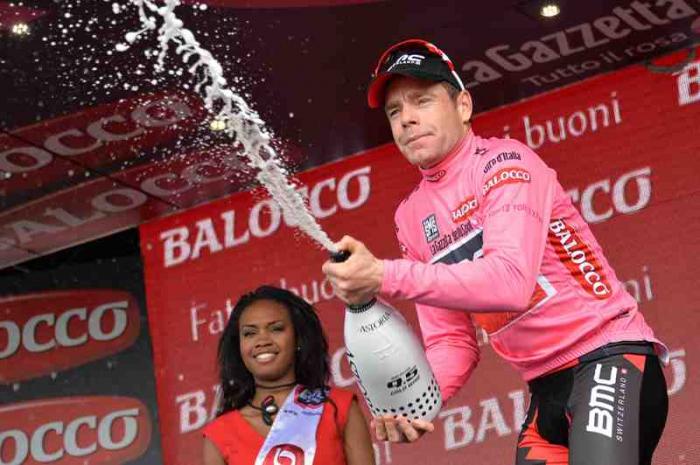 Участники Джиро д'Италия-2014  о 9-м этапе