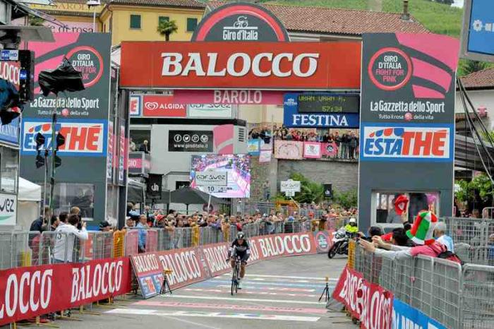 Участники Джиро д'Италия-2014 о 12-м этапе
