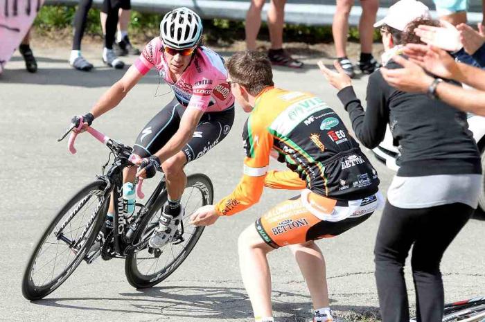 Участники Джиро д'Италия-2014 о 15-м этапе