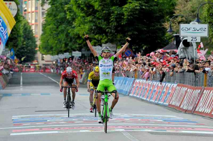 """Стефано Пирацци: """"Я всегда старался показать шоу на Джиро д'Италия"""""""