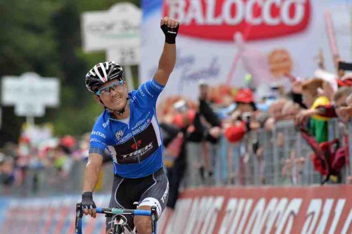 Участники Джиро д'Италия-2014 о 18-м этапе