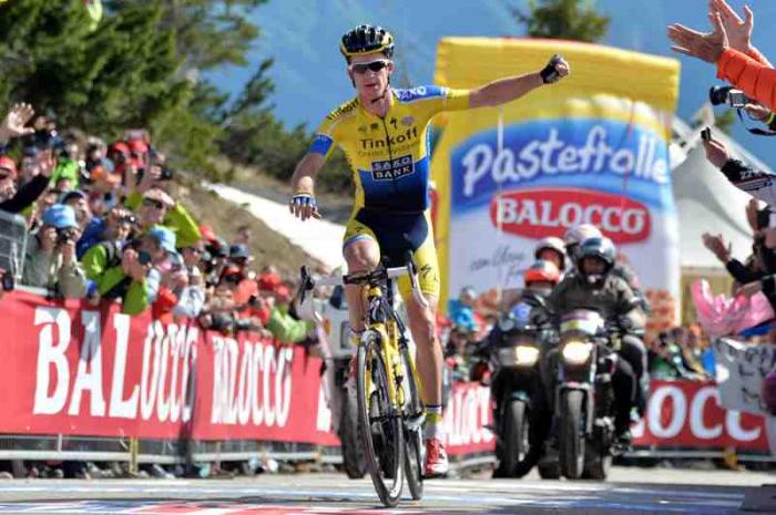 Дубль Майкла Роджерса на Джиро д'Италия-2014