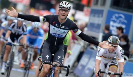 Том Боонен, photo (c) Belga