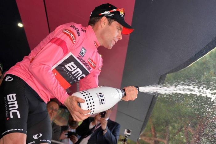 Кэдел Эванс: «Я не смог бороться против соперников в горах на Джиро д'Италия-2014»