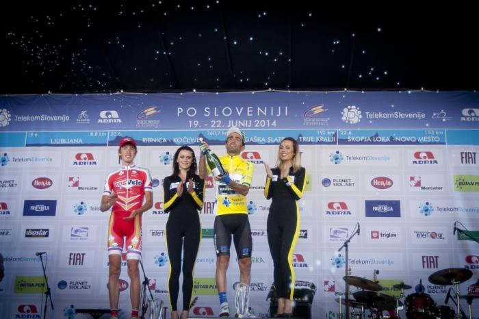 Ильнур Закарин – вице-чемпион «Тура Словении»