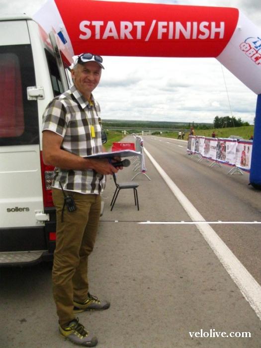 Чемпионат России по шоссейному велоспорту в Туле. День первый. Фоторепортаж