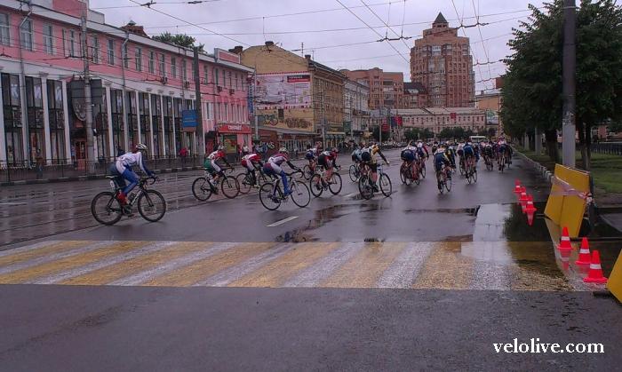 Чемпионат России по шоссейному велоспорту в Туле. День третий. Женская групповая гонка. Фоторепортаж