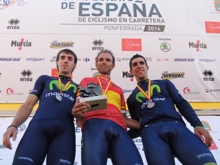 Алехандро Вальверде - чемпион Испании в разделке