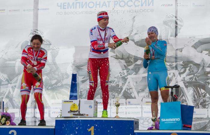 Татьяна Антошина – абсолютная чемпионка России