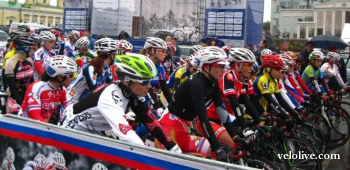 Чемпионат России по шоссейному велоспорту в Туле. День третий. Фоторепортаж