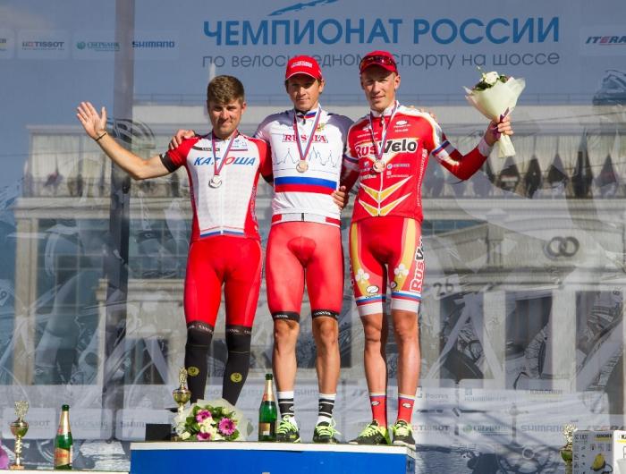 Бронза Ершова в коллекции медалей чемпионата России