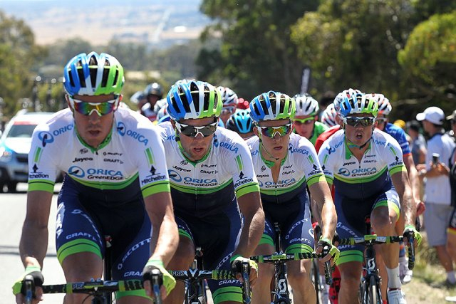 Orica-GreenEdge на Тур де Франс-2014