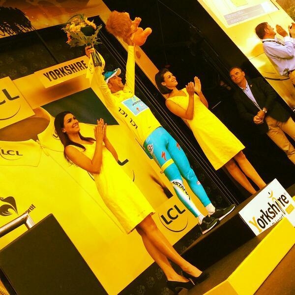 Винченцо Нибали, Тур де Франс-2014, фото @letour