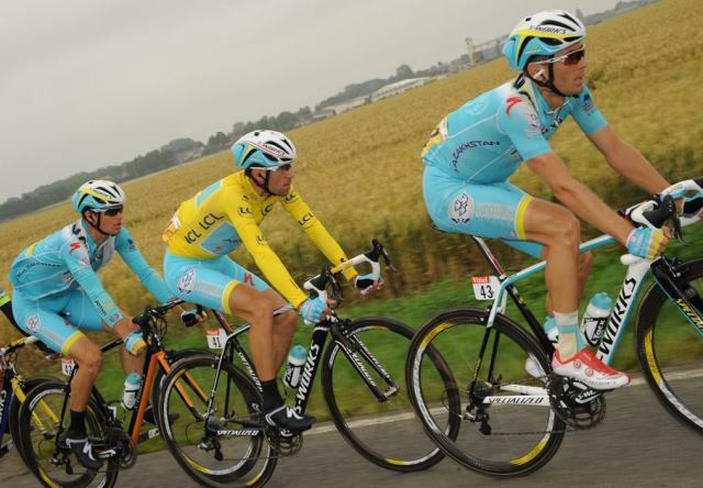 Тур де Франс-2014, 6-й этап. Photo © ASO/B.Bade