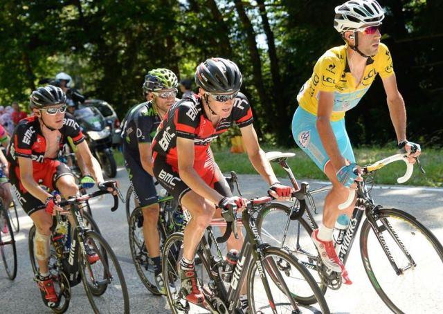 Тур де Франс-2014. Гонщики о 13 этапе
