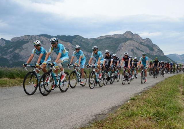 Команда Astana, © Presse Sports/J.Prevost