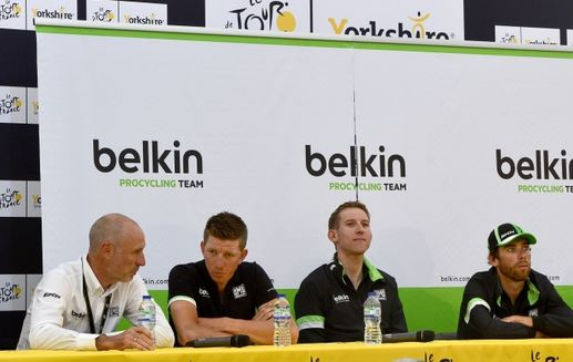 Photo (c) BelkinProCyclingTeam