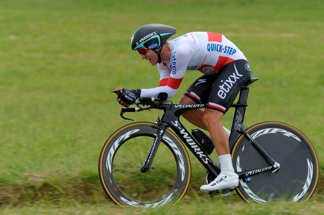 Чемпион своей страны в разделке Михал Квятковски пропускает Тур Польши