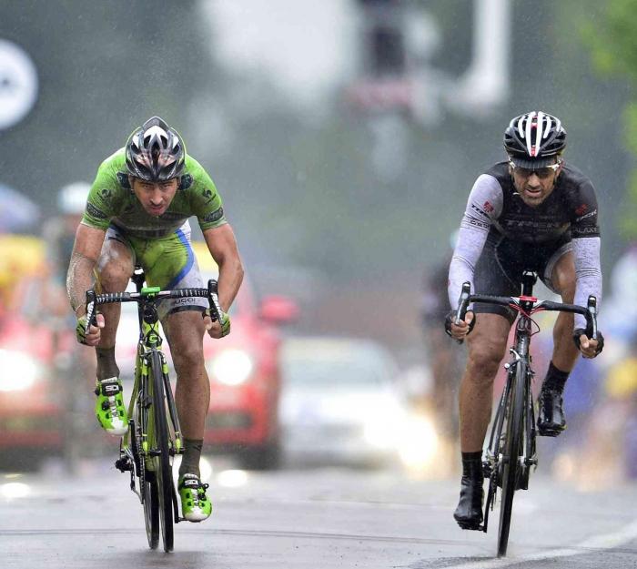 Безжалостный пятый этап Тур де Франс-2014 для Trek Factory Racing