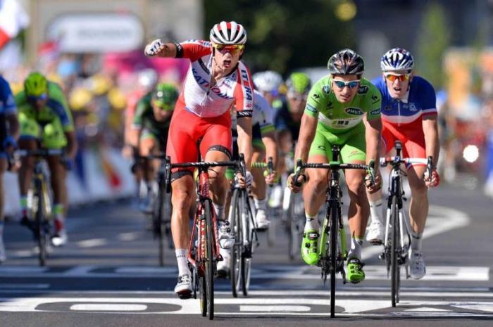 Тур де Франс-2014. Гонщики о 12 этапе