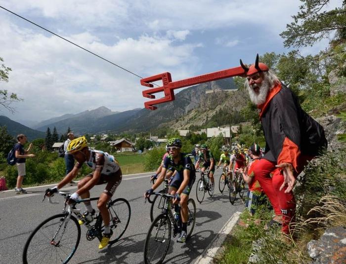 Тур де Франс-2014. Гонщики о 14 этапе