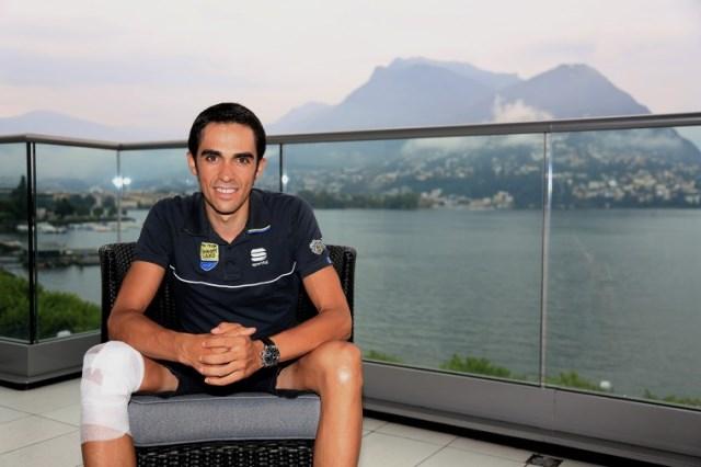 Альберто Контадор, Photo credit © Alberto Contador