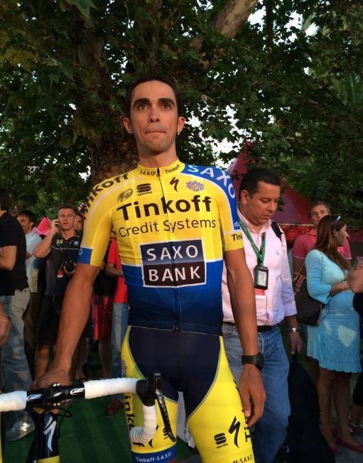 Альберто Контадор, Photo © Vuelta a España @lavuelta