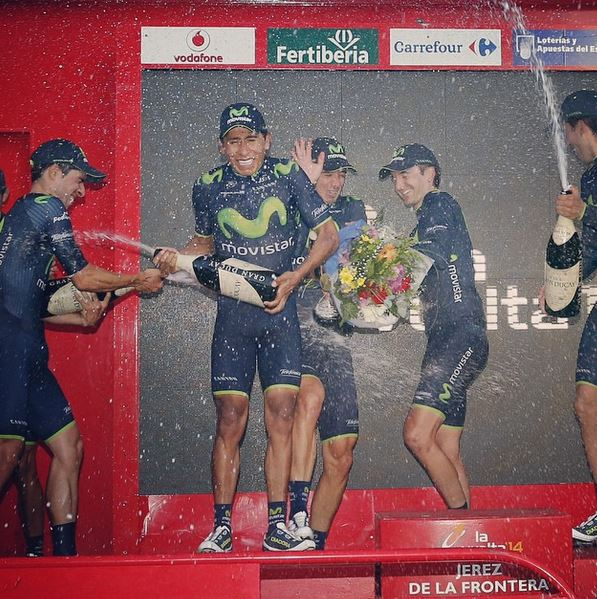 Movistar, Photo © Movistar Team