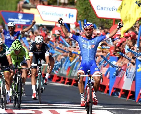 Насэр Буанни, Photo © Vuelta a España