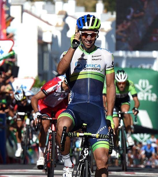 Майкл Мэттьюс, Photo © Vuelta a España