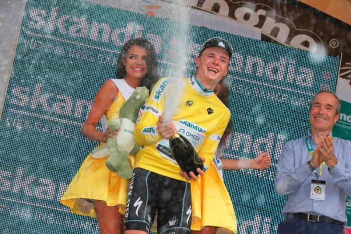 Пётр Вакоч – лидер общего зачёта Тура Польши-2014