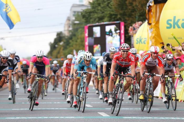 Йонас Ван Генехтен - победитель 4 этапа Тура Польши-2014