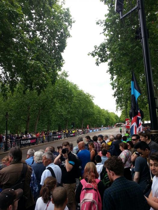 Тур де Франс в Лондоне