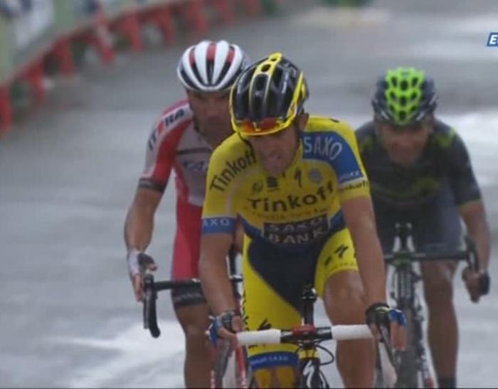 Виннер Анакона – победитель 9-го этапа Вуэльты Испании-2014