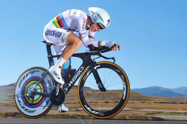 Тони Мартин, Photo © Vuelta a España
