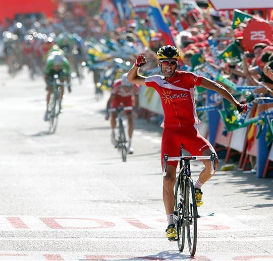 Даниэль Наварро, Photo © lavuelta.com