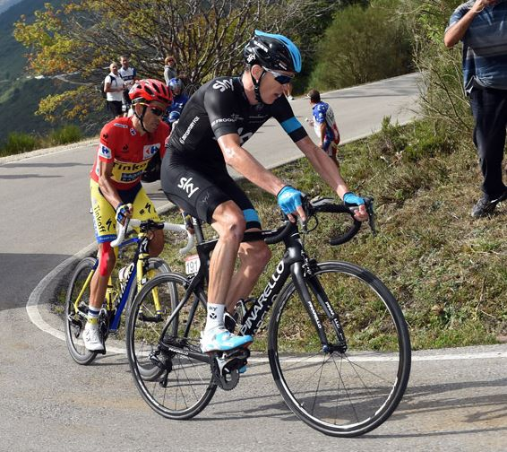 ���� ����, Photo © lavuelta.com