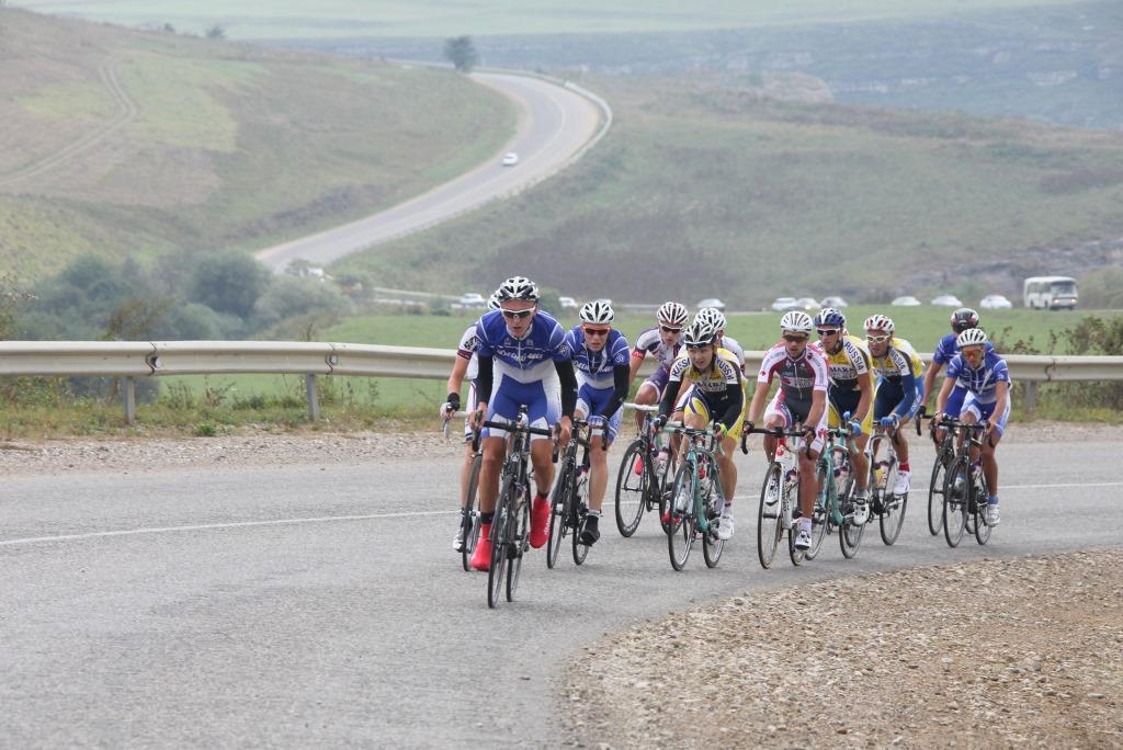 велогонка «Дружба народов Северного Кавказа»