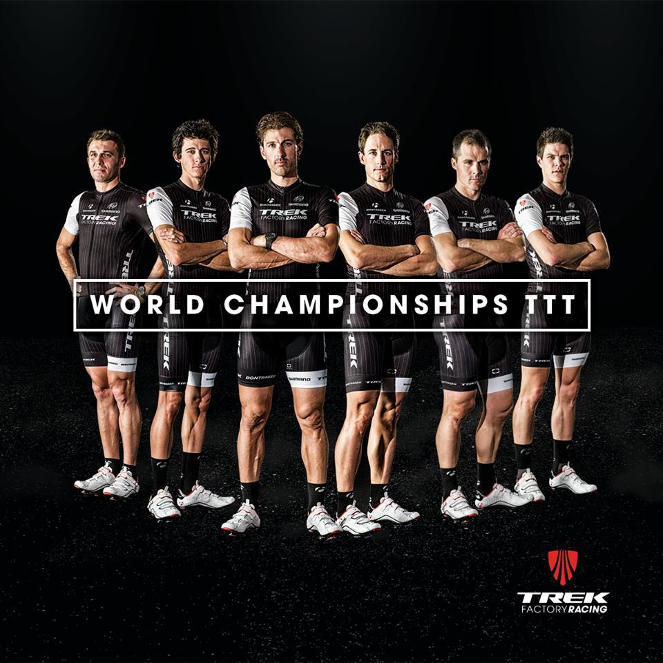Команда Trek Factory Racing, photo (c) Trek Factory Racing