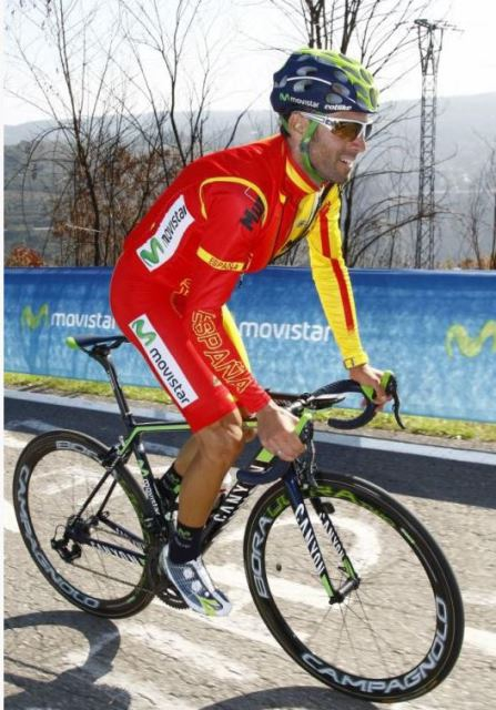 Алехандро Вальверде, Photo © Rafa Gómez - Ciclismo a Fondo