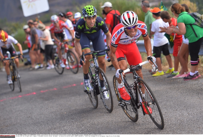 Вуэльта Испании-2014. Гонщики отрыва о 14-м этапе