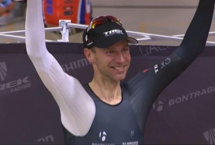 Йенс Фохт: 51,115 км/ч – новый мировой рекорд в часовой гонке