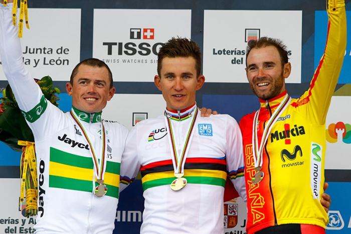 Саймон Герранс - серебряный призёр чемпионата мира 2014