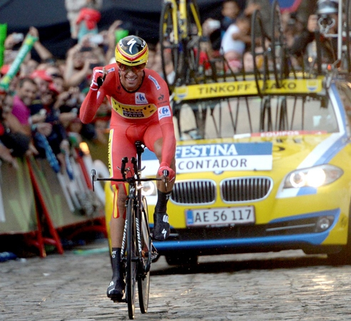 Альберто Контадор, photo (c) belga