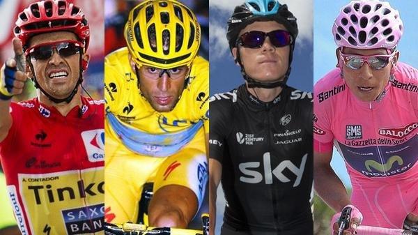 Олег Тиньков: «Начнём с дубля Джиро д'Италия+Тур де Франс»