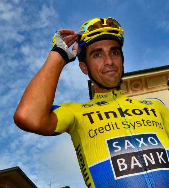 Альберто Контадор, Photo: © Tinkoff-Saxo/Bettiniphoto